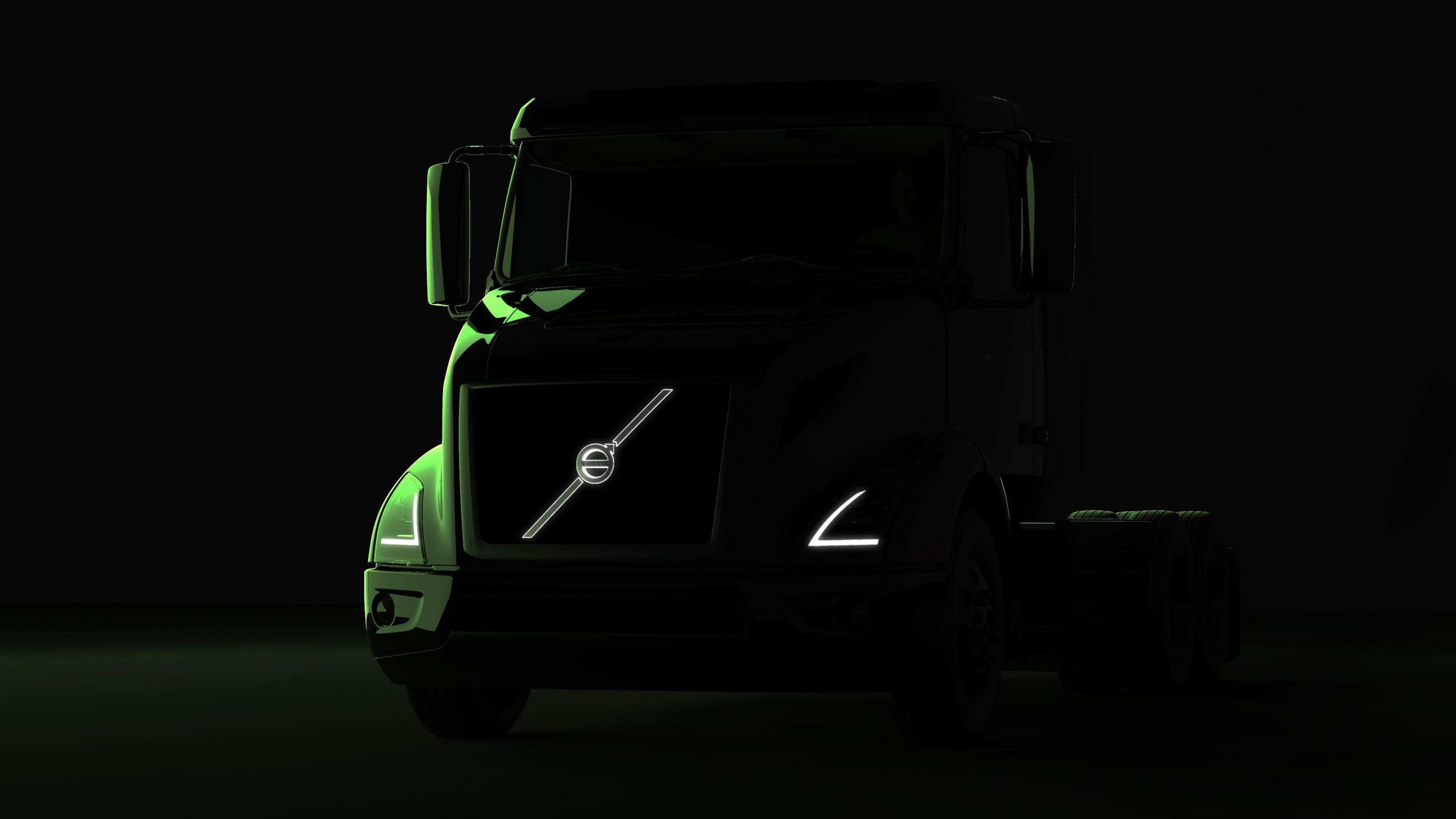 44 Concept of Volvo Electric Truck 2019 Photos with Volvo Electric Truck 2019
