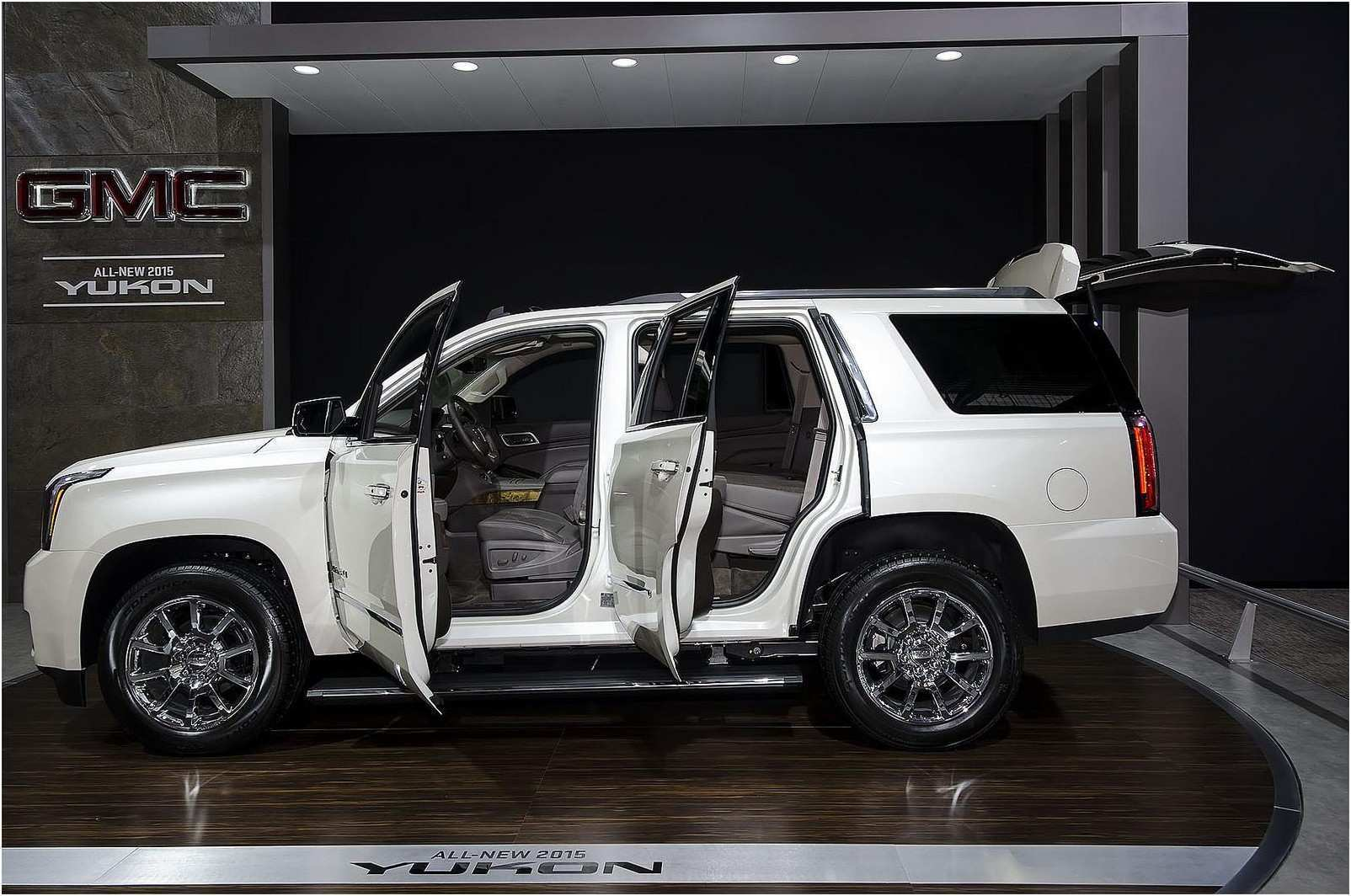 44 Gallery of 2019 Gmc Yukon Denali Release Date Exterior Spesification with 2019 Gmc Yukon Denali Release Date Exterior