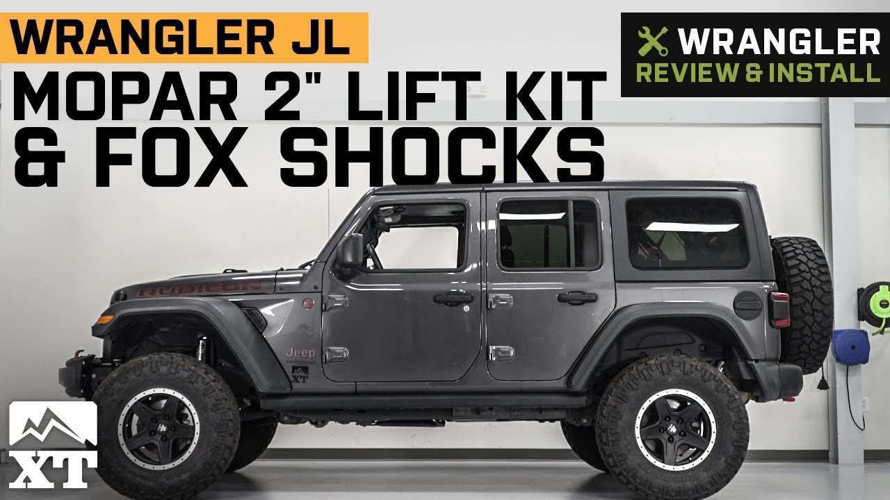 44 Gallery of 2019 Jeep Lift Kit New Release Release with 2019 Jeep Lift Kit New Release