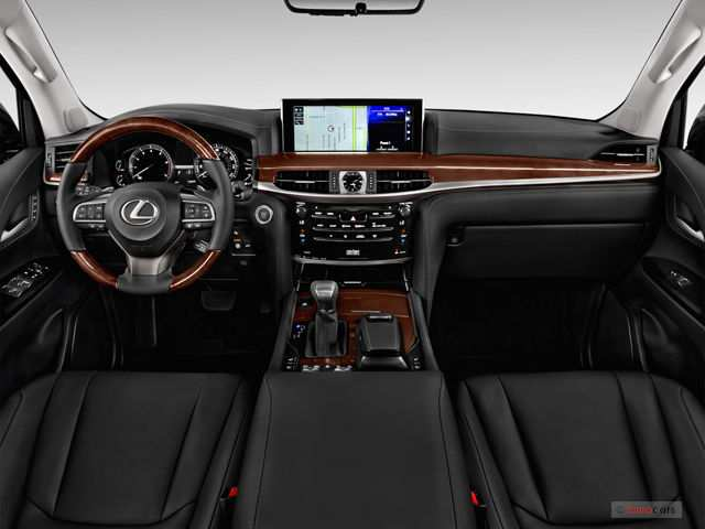 44 Gallery of Lexus Lx 2019 Interior Specs and Review with Lexus Lx 2019 Interior