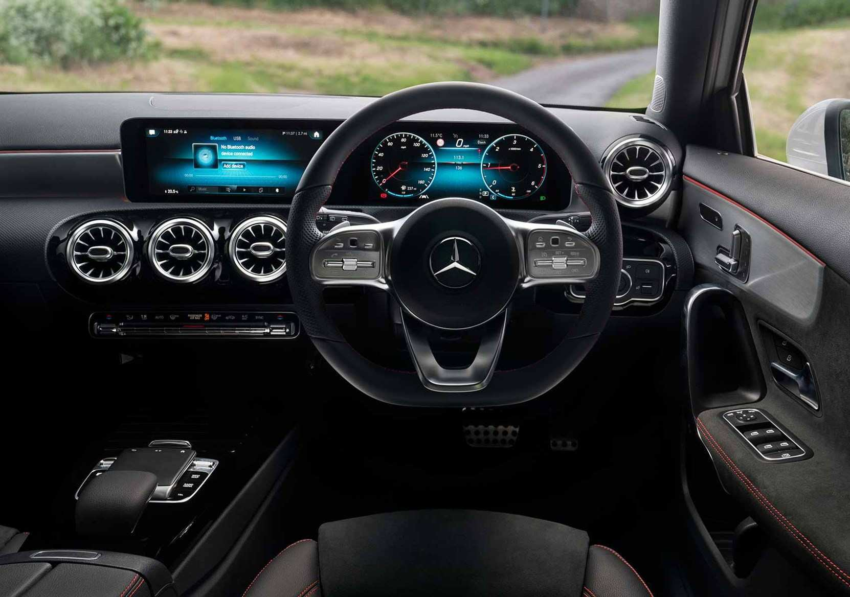 44 Gallery of Mercedes A Class 2019 Interior Exterior and Interior for Mercedes A Class 2019 Interior