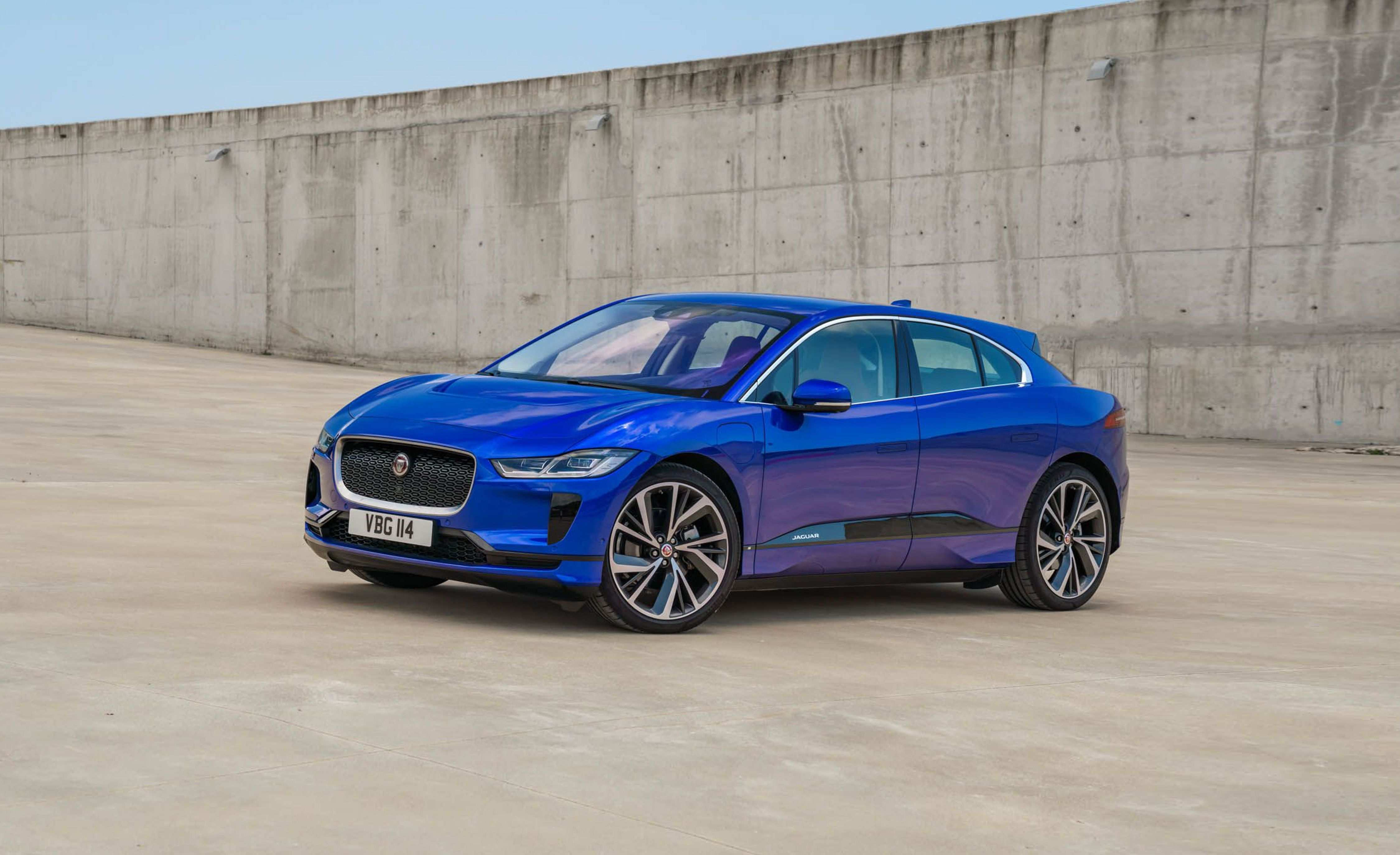 44 Gallery of New 2019 Jaguar I Pace Wiki Review Specs And Release Date Overview with New 2019 Jaguar I Pace Wiki Review Specs And Release Date
