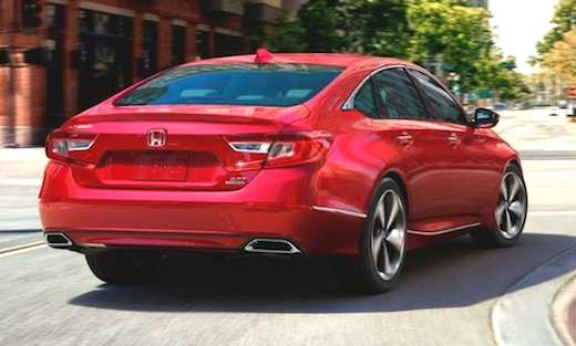 44 Gallery of New Honda Accord Hybrid 2019 Price And Release Date New Concept by New Honda Accord Hybrid 2019 Price And Release Date