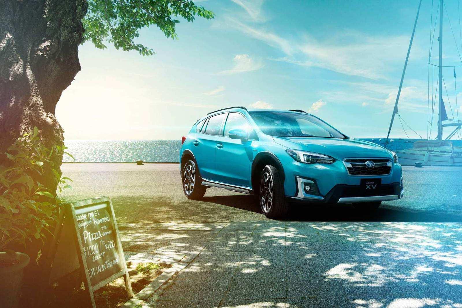 44 Gallery of The 2019 Subaru Hybrid Mpg Release Date Specs and Review by The 2019 Subaru Hybrid Mpg Release Date