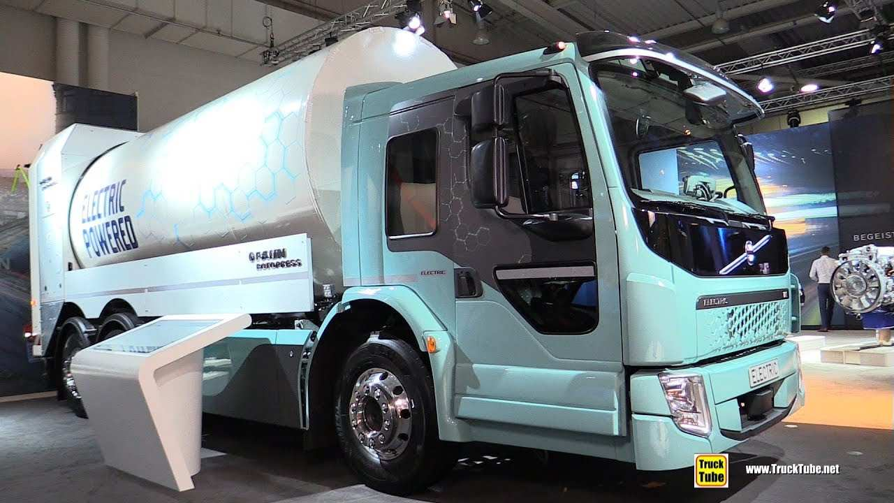 44 Gallery of Volvo Electric Truck 2019 Performance and New Engine for Volvo Electric Truck 2019