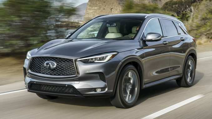 44 Great New 2019 Infiniti Qx50 Fuel Economy Review History with New 2019 Infiniti Qx50 Fuel Economy Review