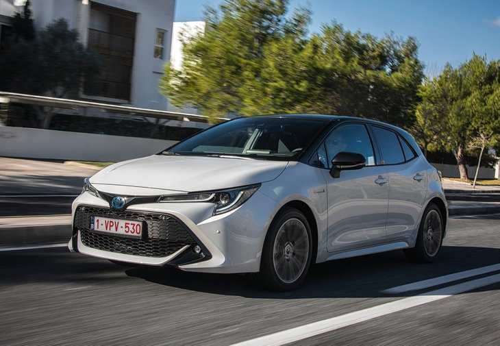44 Great New La Toyota 2019 Specs Research New for New La Toyota 2019 Specs