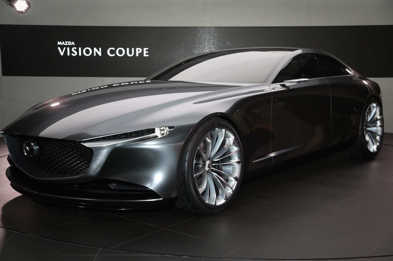 44 Great The 2019 Mazda Vision Coupe Price Concept Spesification with The 2019 Mazda Vision Coupe Price Concept
