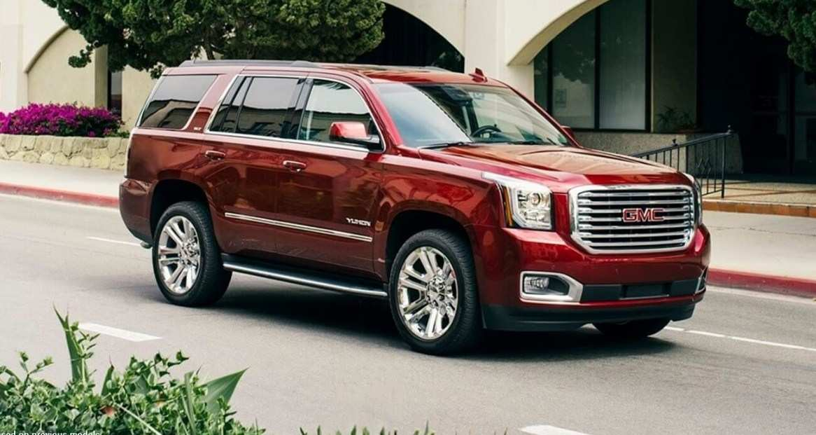 44 Great The Gmc Yukon Diesel 2019 Redesign Photos by The Gmc Yukon Diesel 2019 Redesign