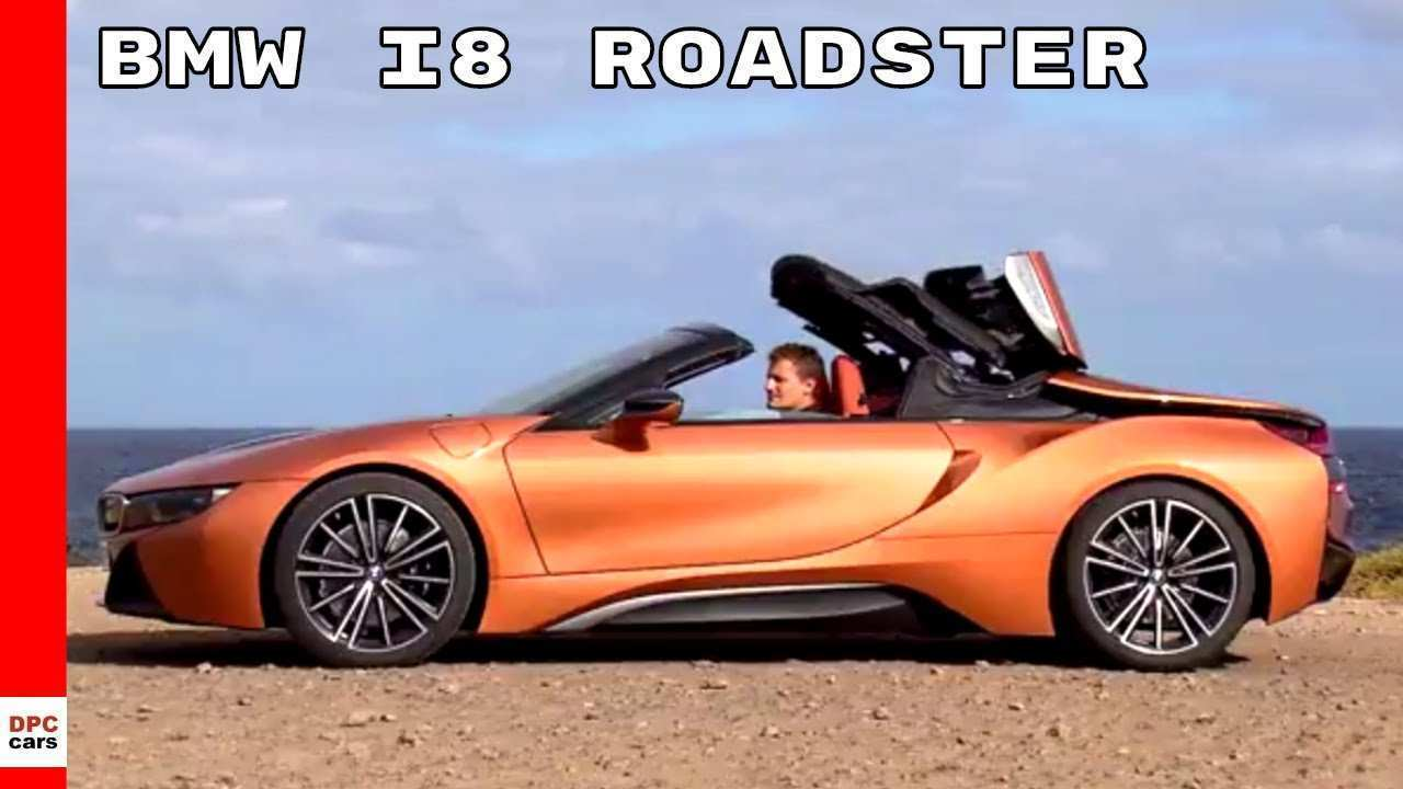 44 The New Bmw I8 Roadster 2019 Interior Ratings with New Bmw I8 Roadster 2019 Interior