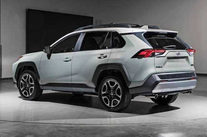 45 All New 2019 Toyota Rav4 Specs Picture Release Date And Review Speed Test by 2019 Toyota Rav4 Specs Picture Release Date And Review