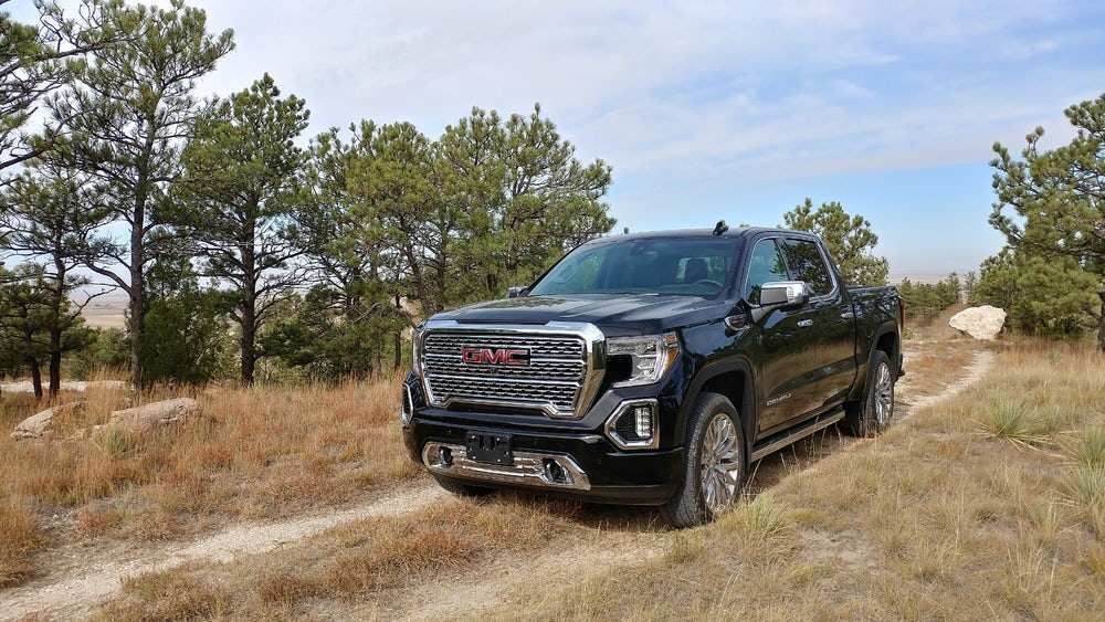 45 All New Best 2019 Gmc Denali Pickup Exterior And Interior Review Engine by Best 2019 Gmc Denali Pickup Exterior And Interior Review
