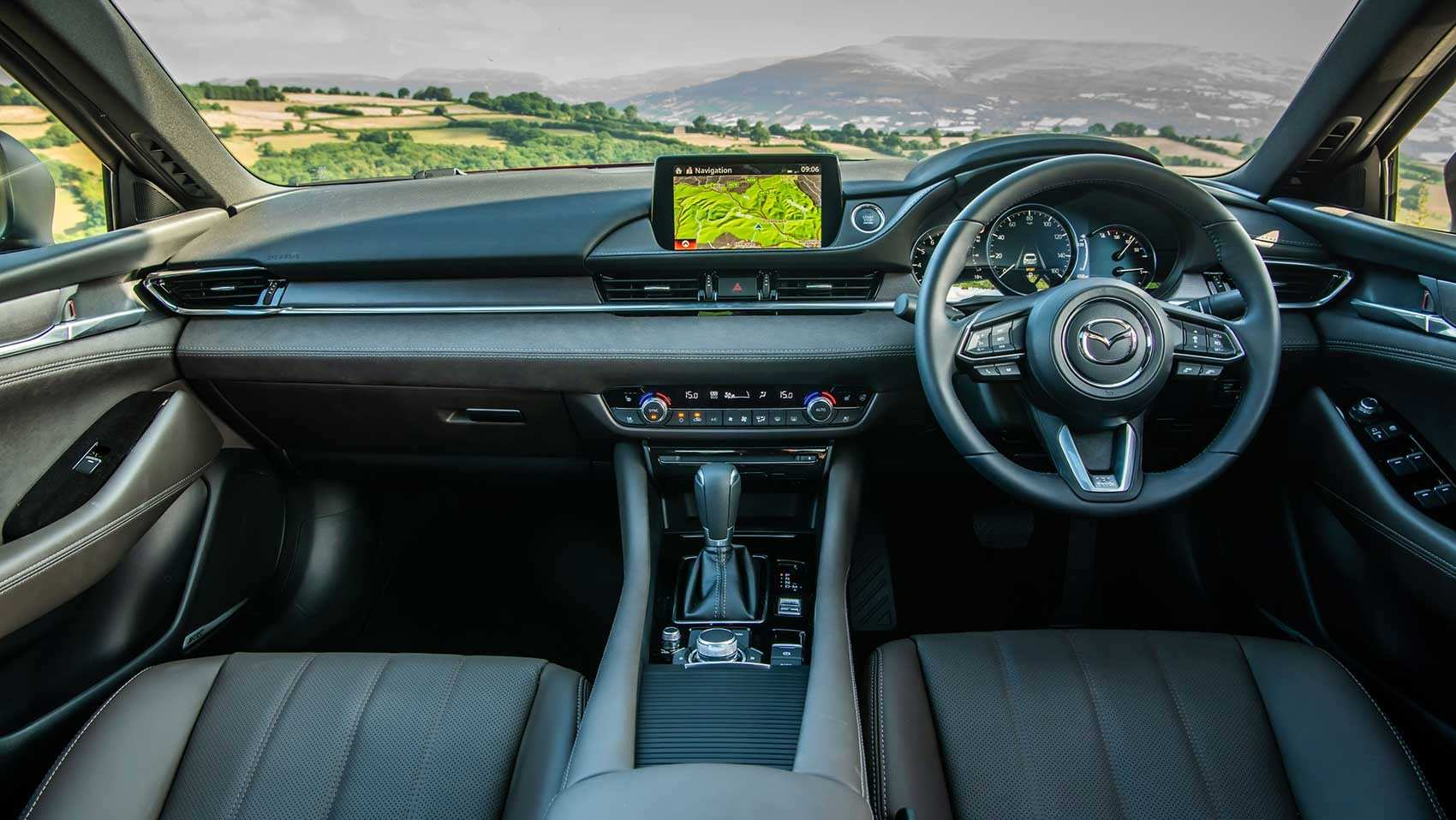 45 All New New Mazda 6 2019 Uk Overview Pictures with New Mazda 6 2019 Uk Overview