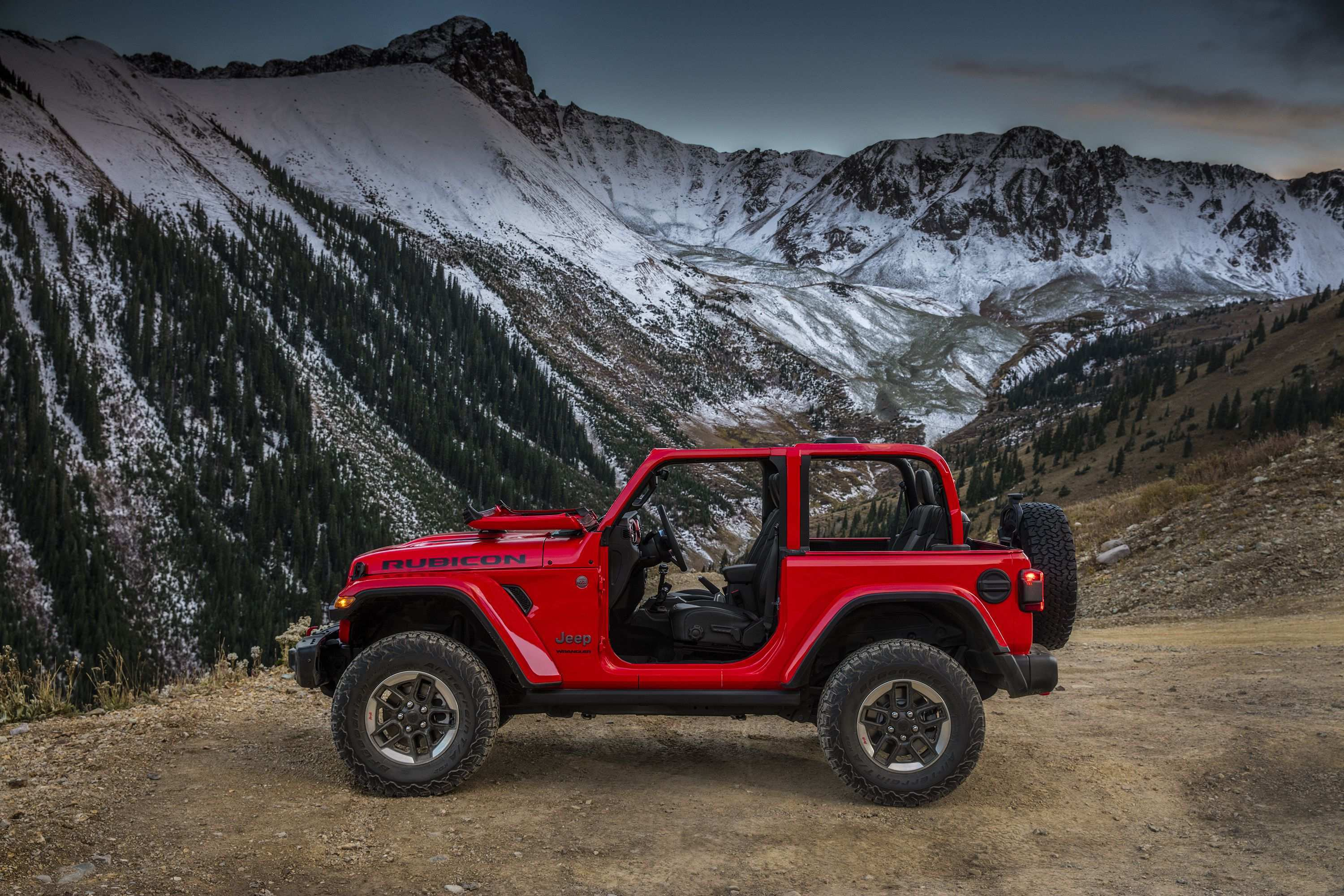 45 All New The When Can You Order 2019 Jeep Wrangler Spy Shoot Interior by The When Can You Order 2019 Jeep Wrangler Spy Shoot