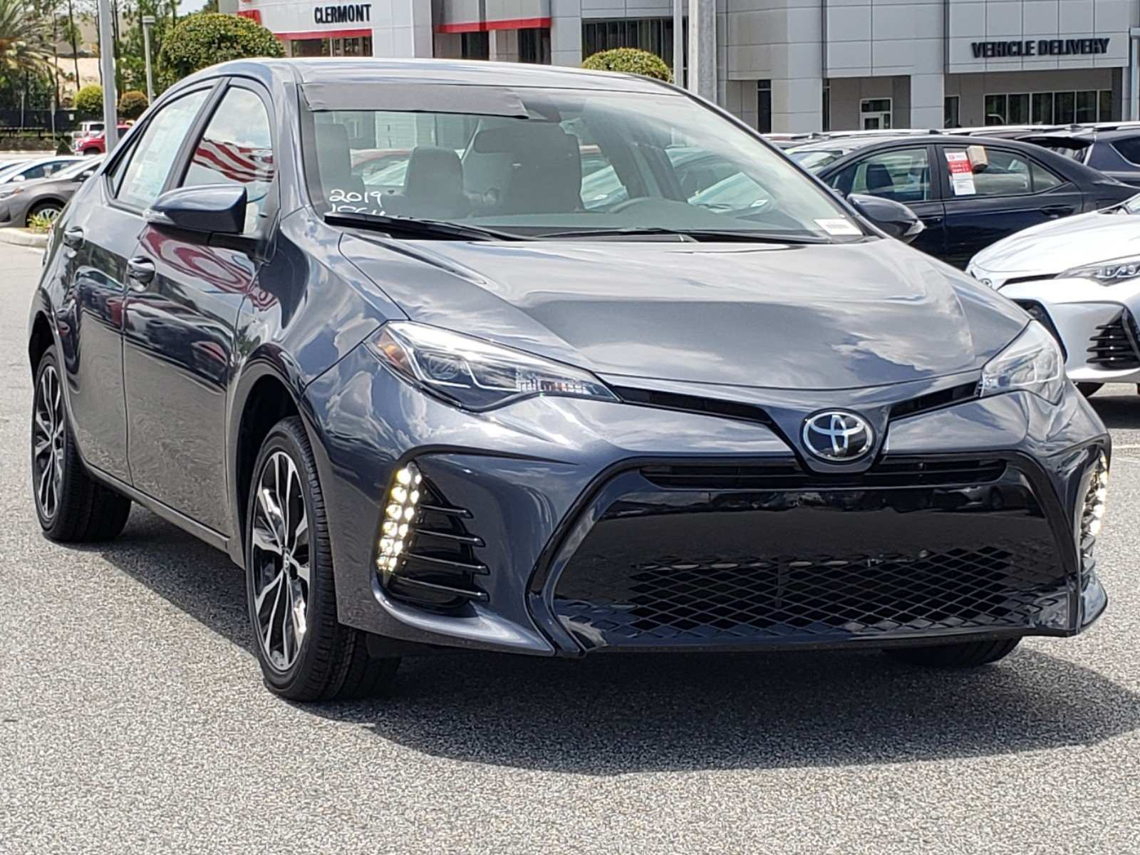 45 All New Toyota 2019 Se Research New for Toyota 2019 Se