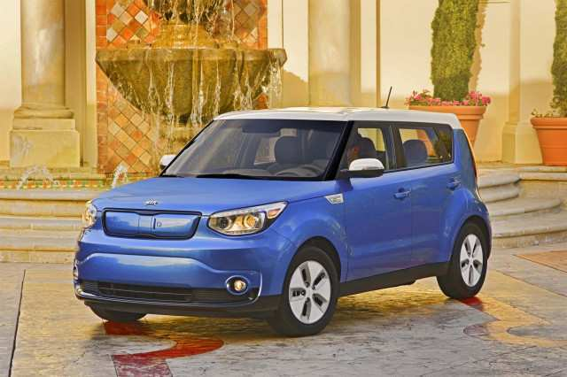 45 Best Review Best Kia Ev Soul 2019 Price And Review Images for Best Kia Ev Soul 2019 Price And Review