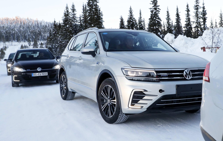 45 Best Review Best Volkswagen 2019 Tiguan Concept Speed Test for Best Volkswagen 2019 Tiguan Concept