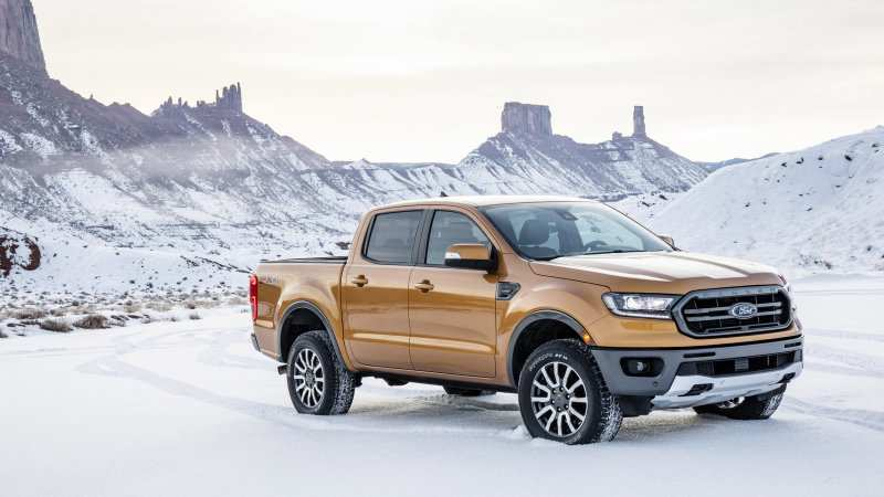 45 Best Review Ford Ranger 2019 Specs Performance And New Engine Pictures for Ford Ranger 2019 Specs Performance And New Engine