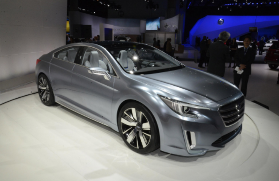 45 Best Review New Subaru Legacy 2019 Gt Review Exterior with New Subaru Legacy 2019 Gt Review