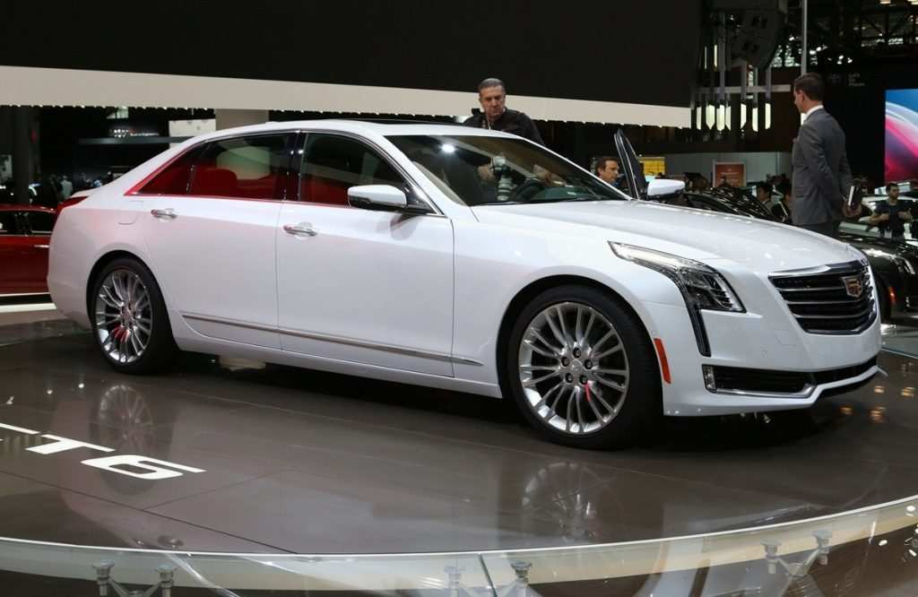 45 Best Review The Cadillac Deville 2019 New Concept Performance with The Cadillac Deville 2019 New Concept