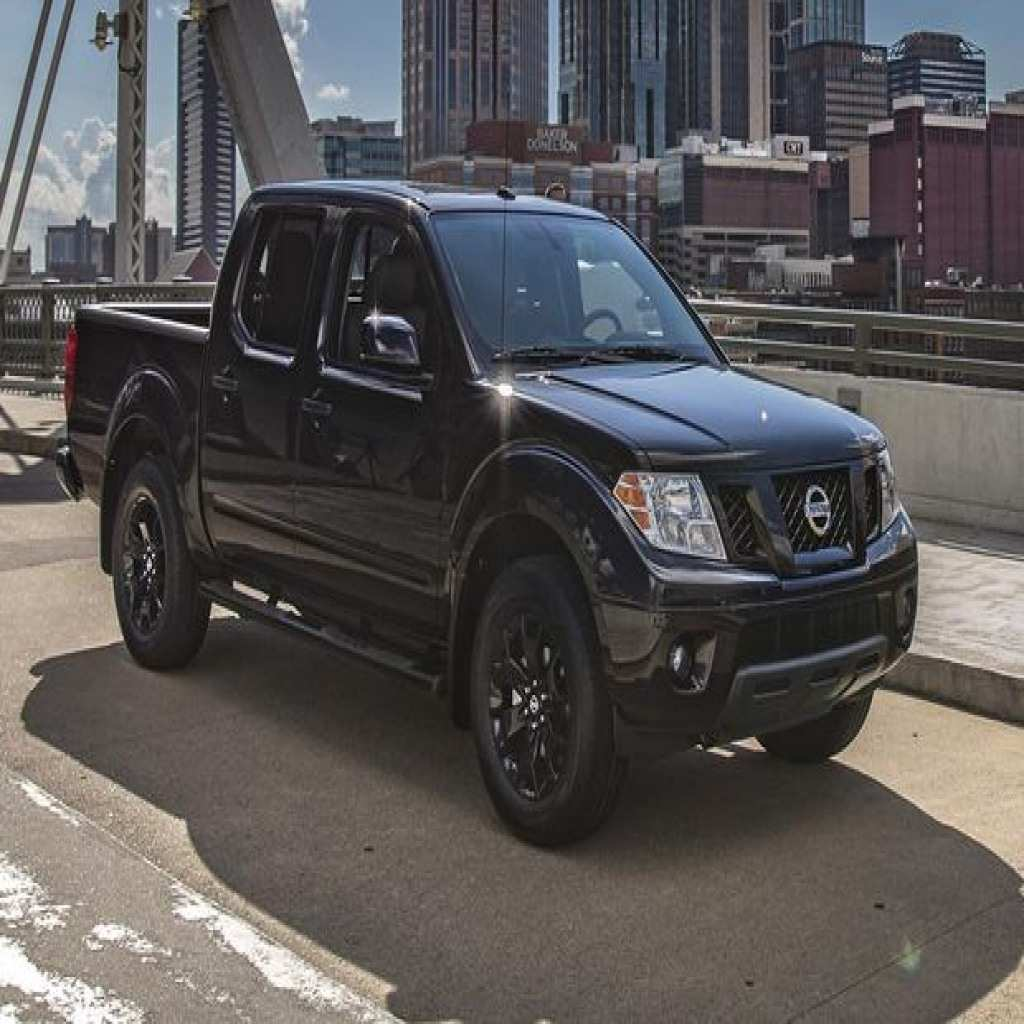 45 Concept of New 2019 Nissan Frontier Pro 4X Release Date Price And Review Interior for New 2019 Nissan Frontier Pro 4X Release Date Price And Review