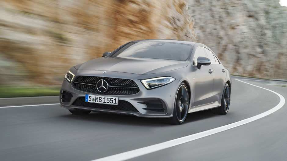 45 Concept of New Mercedes In 2019 Redesign First Drive for New Mercedes In 2019 Redesign