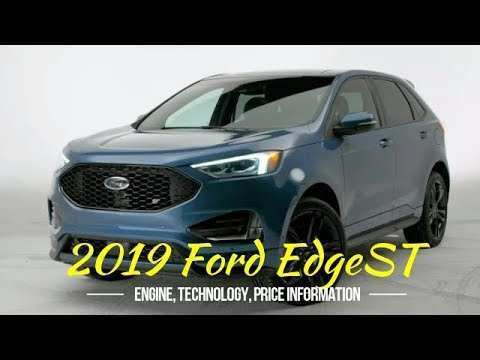 45 Concept of The 2019 Ford Edge St Youtube Overview And Price Redesign and Concept for The 2019 Ford Edge St Youtube Overview And Price