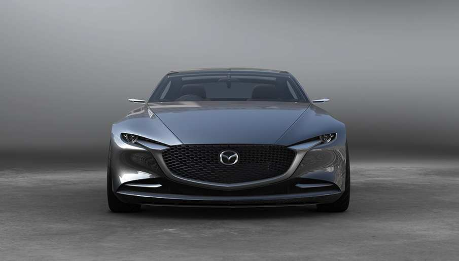45 Concept of The 2019 Mazda Vision Coupe Price Concept Redesign and Concept by The 2019 Mazda Vision Coupe Price Concept