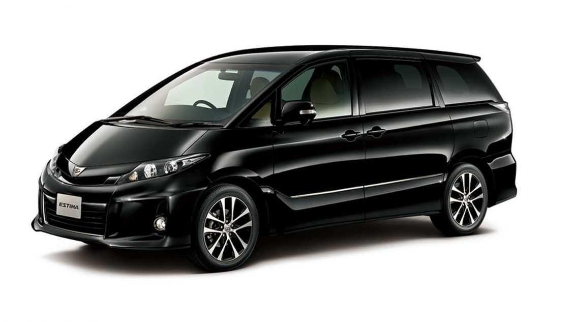 45 Concept of Toyota Estima 2019 Interior by Toyota Estima 2019