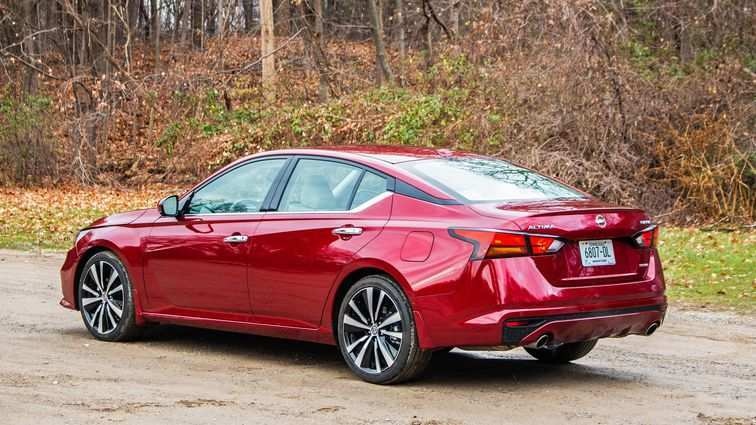 45 Gallery of Nissan Altima 2019 Performance and New Engine by Nissan Altima 2019