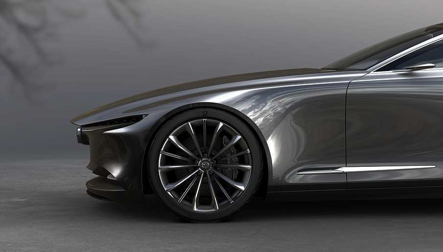 45 Gallery of The 2019 Mazda Vision Coupe Price Concept Photos for The 2019 Mazda Vision Coupe Price Concept