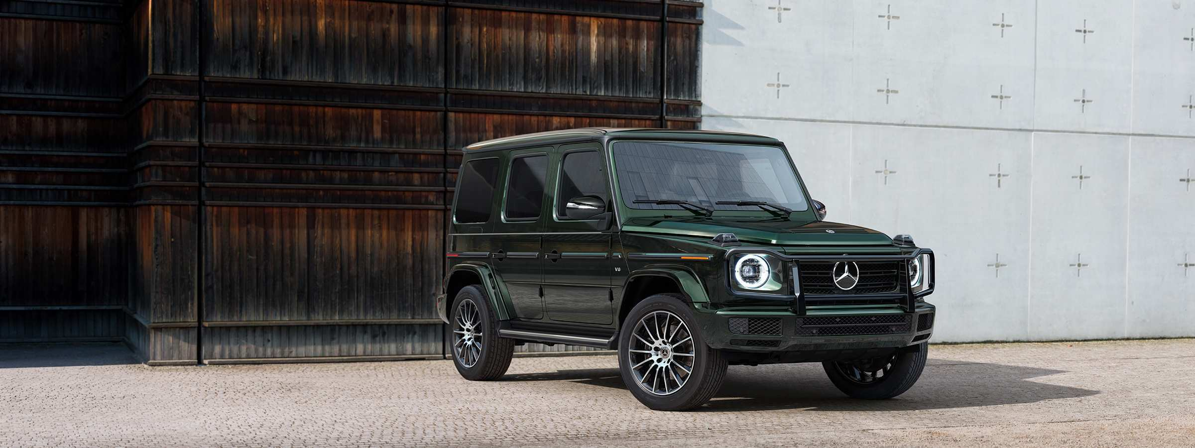 45 Great 2019 Mercedes G Class Spesification with 2019 Mercedes G Class