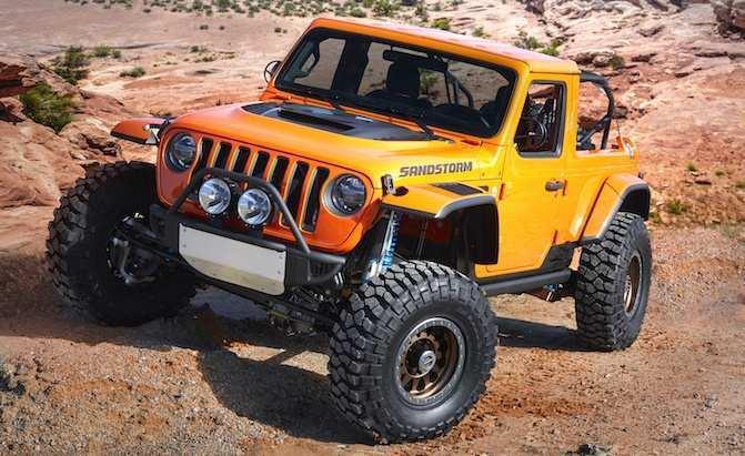 45 Great Best Jeep Wrangler Pickup 2019 Concept Redesign And Review Pricing with Best Jeep Wrangler Pickup 2019 Concept Redesign And Review