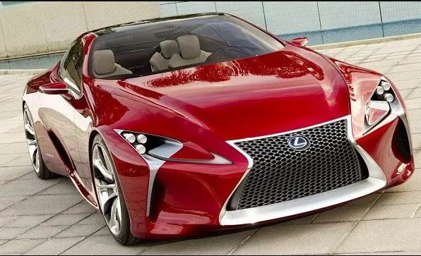 45 Great Best Lfa Lexus 2019 Redesign History for Best Lfa Lexus 2019 Redesign