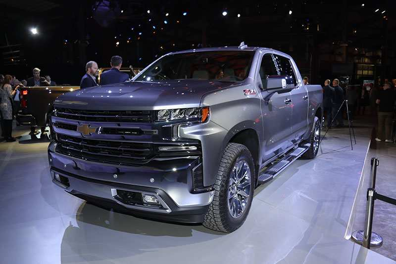 45 Great New 2019 Chevrolet Silverado Work Truck Concept Redesign And Review Price and Review with New 2019 Chevrolet Silverado Work Truck Concept Redesign And Review