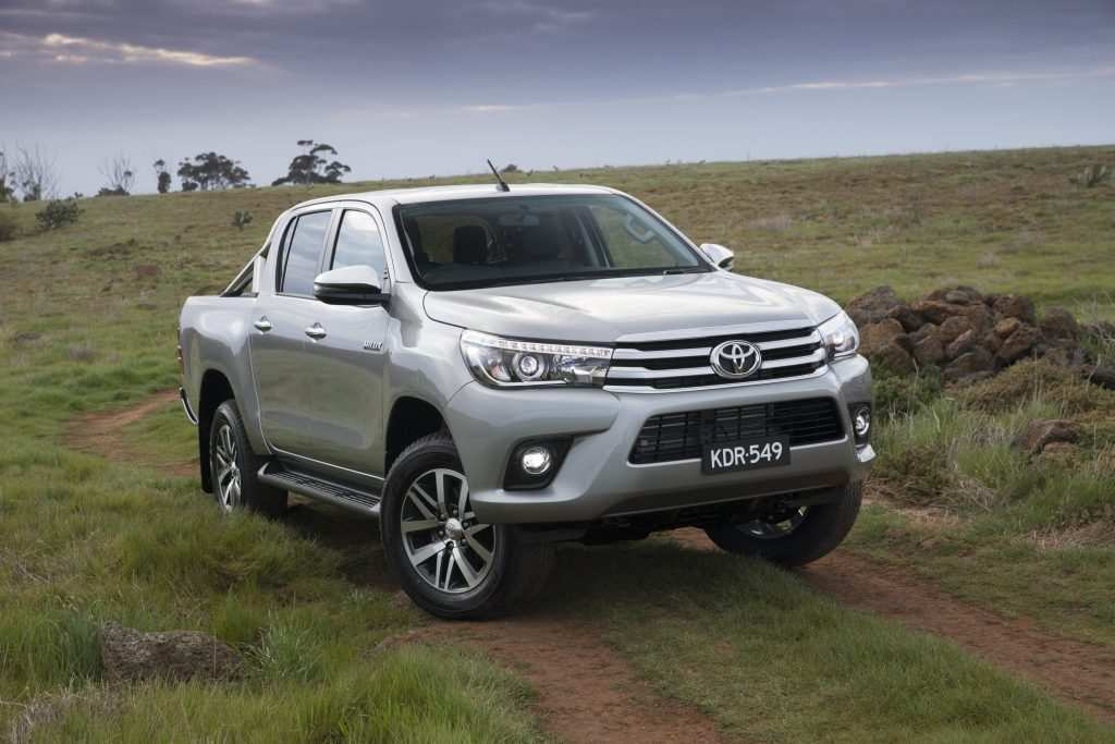 45 New Best Toyota Hilux 2019 Facelift Concept Prices by Best Toyota Hilux 2019 Facelift Concept