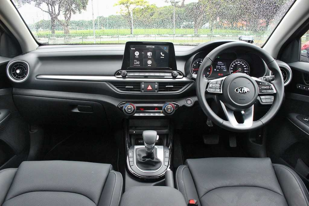 45 New Kia Cerato 2019 Interior New Concept by Kia Cerato 2019 Interior