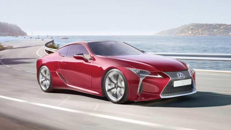 45 New Lexus 2019 Lineup Performance by Lexus 2019 Lineup