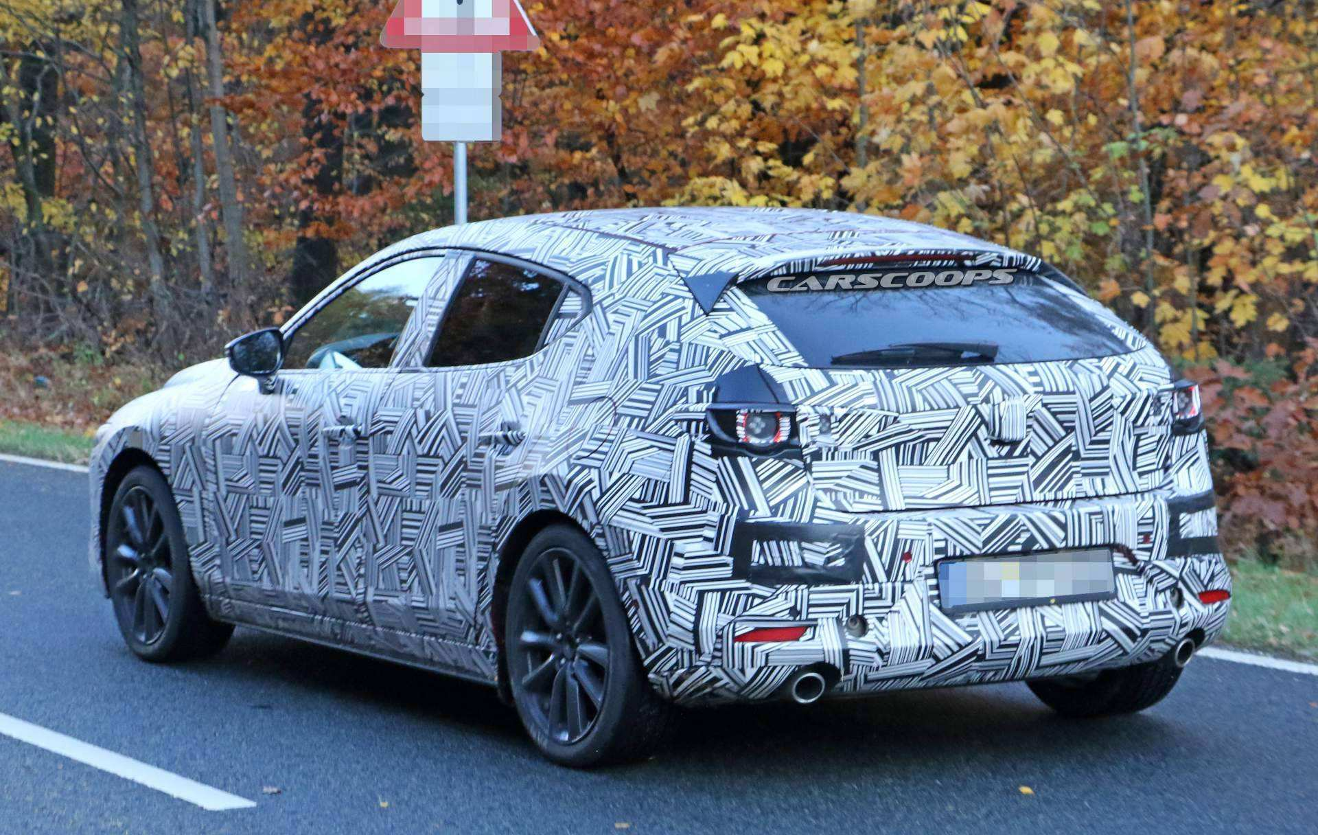45 New New Mazda 3 2019 Spy Interior Picture with New Mazda 3 2019 Spy Interior