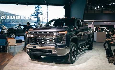 45 The Best 2019 Chevrolet Silverado 2500Hd Wt Redesign Interior by Best 2019 Chevrolet Silverado 2500Hd Wt Redesign