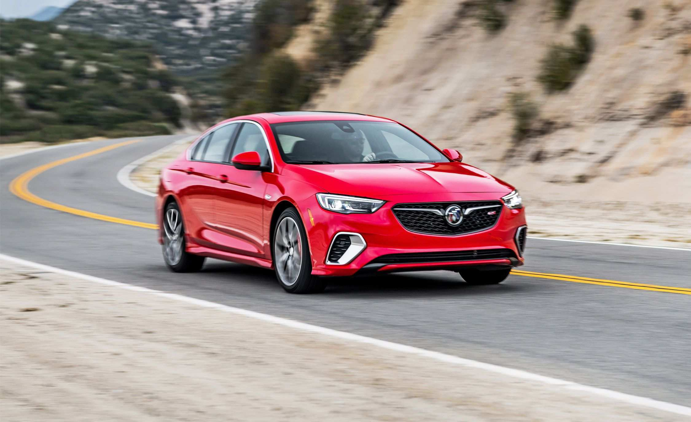 45 The New 2019 Buick Regal Gs Review Specs Performance and New Engine with New 2019 Buick Regal Gs Review Specs