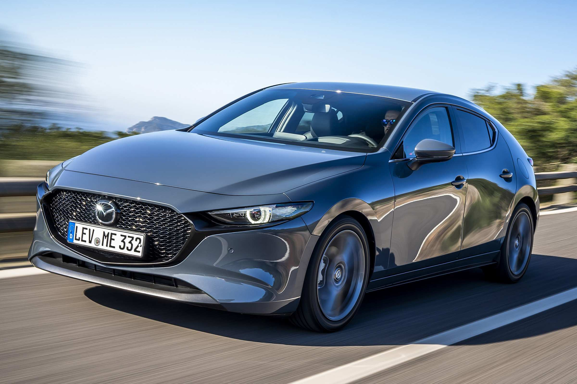 45 The New Mazda 6 2019 Uk Overview Exterior for New Mazda 6 2019 Uk Overview