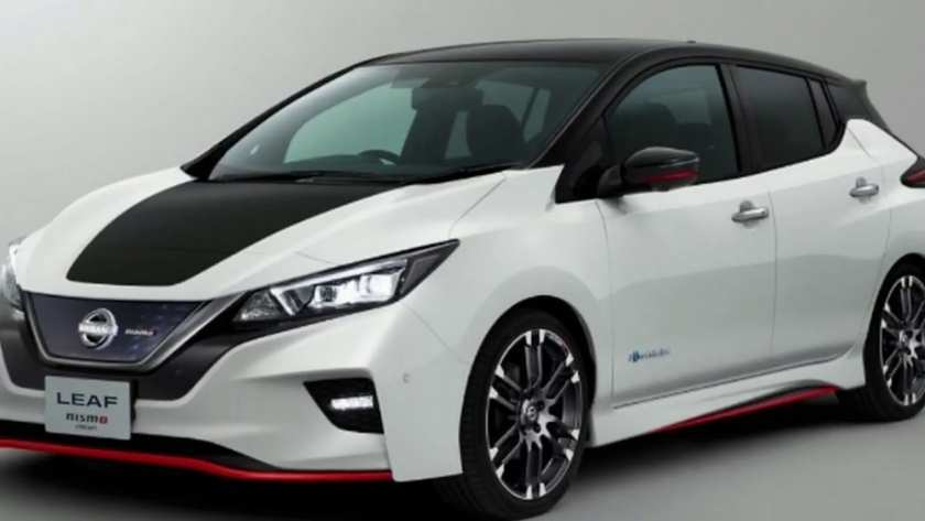 45 The Nissan Leaf 2019 60 Kwh Exterior by Nissan Leaf 2019 60 Kwh