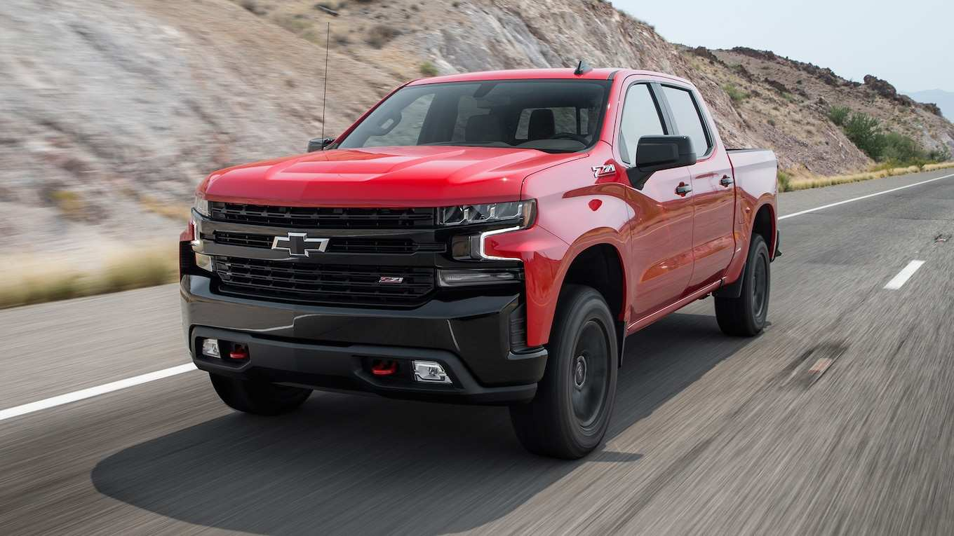 45 The The Chevrolet Silverado 2019 Diesel First Drive Price with The Chevrolet Silverado 2019 Diesel First Drive