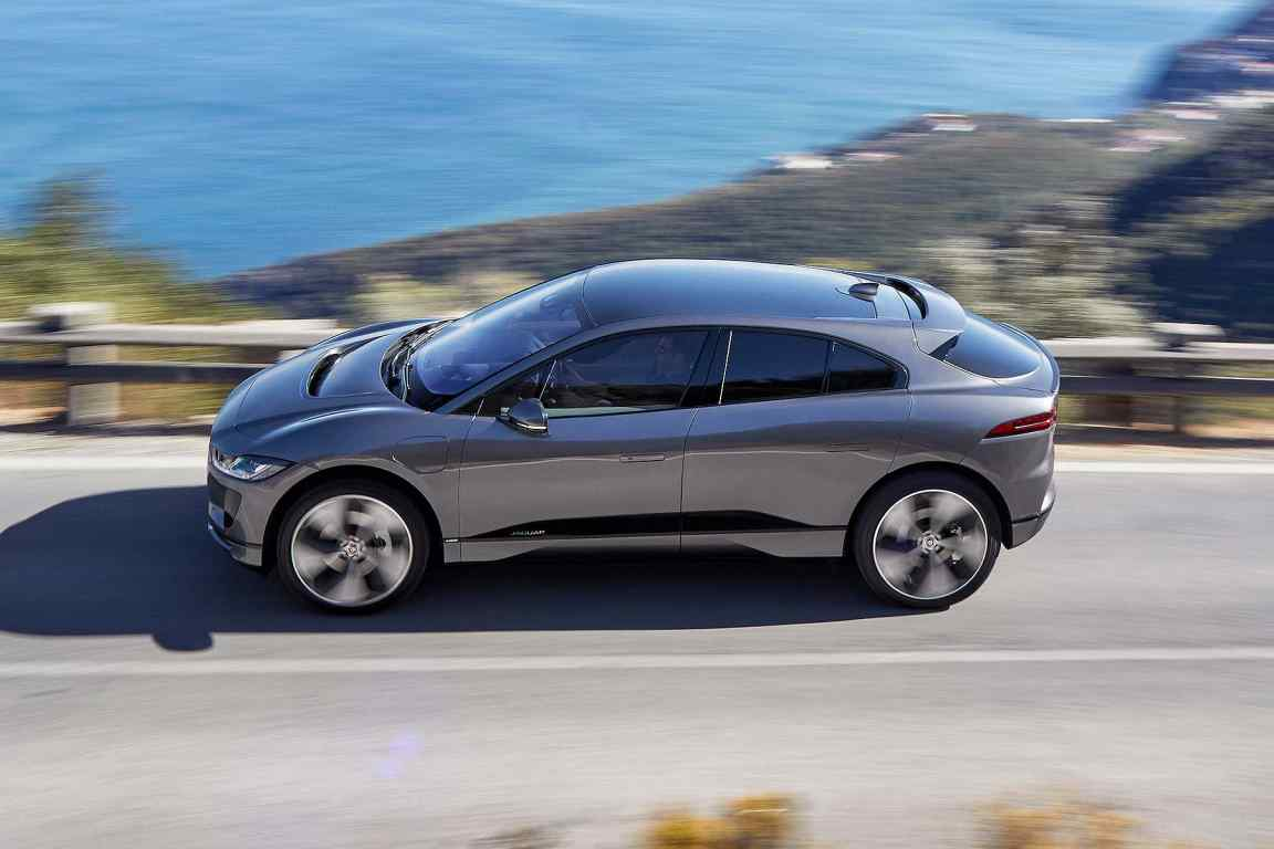 45 The The Jaguar Electric 2019 Concept Style by The Jaguar Electric 2019 Concept