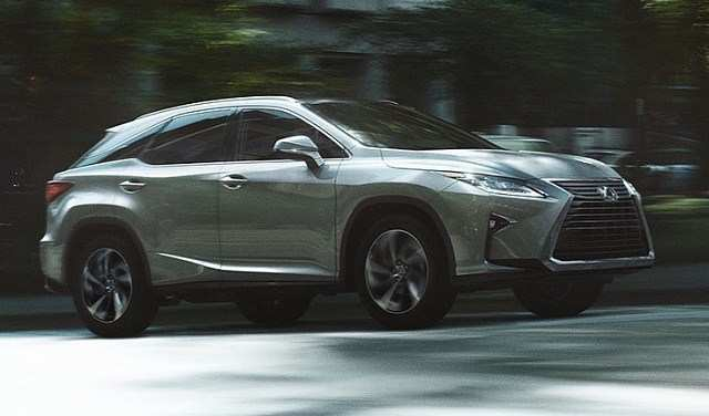 46 All New Best Lexus 2019 Rx Spy Shoot Release for Best Lexus 2019 Rx Spy Shoot