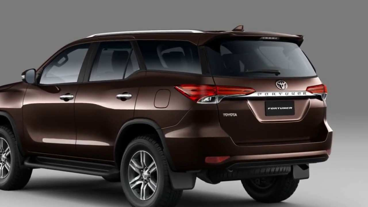 46 All New Fortuner Toyota 2019 Reviews with Fortuner Toyota 2019