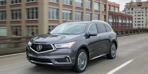 46 All New New Acura Mdx 2019 Updates First Drive New Review for New Acura Mdx 2019 Updates First Drive