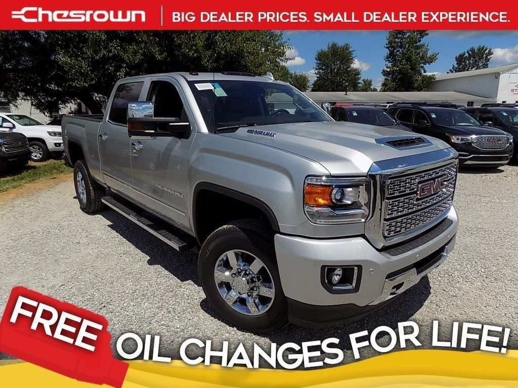 46 All New The 2019 Gmc 3500Hd Overview Wallpaper with The 2019 Gmc 3500Hd Overview