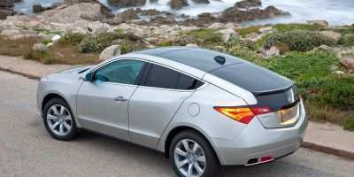 46 All New The Acura Zdx 2019 Price First Drive Exterior by The Acura Zdx 2019 Price First Drive